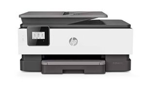 RRP £156.00 HP OfficeJet 8012 All-in-One Wireless Printer, Instant Ink Ready with 2 Months Trial I