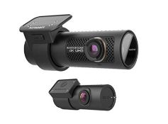 RRP £399.00 BlackVue DR900X-2CH (32 GB) UK Edition - 4K Ultra HD Front & Rear Dash Cam with 8-MP C