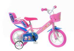 RRP £84.00 Dino Bikes 124RL-PIG Peppa Pig Bicycle, Pink, 12-Inch Finding Dory, Kids Bike