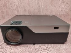 RRP £146.00 VANKYO Performance V600 Native 1080P LED Projector, 6800 Lumens HDMI Projector with 30