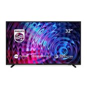 RRP £193.00 [BROKEN SCREEN] Philips 32PFS5803/12 32-Inch Full HD Smart LED TV with Freeview Play -