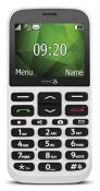 Doro 1370 Unlocked 2G Easy-to-Use Mobile Phone for Seniors with Wide Colour Display, 3
