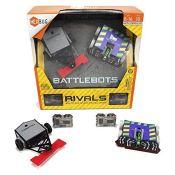 HEXBUG 413-5127-00GL04 BattleBots Rivals