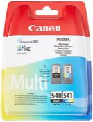 Canon 5225B006 Black and Colour Ink Cartridge (Single Pack of 2)