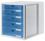 HAN 1450-64, Drawer set System box, New colour! Innovative, attractive design with 5 c
