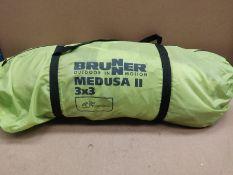 RRP £147.00 Brunner Medusa II Gazebo Outdoor3 X 3
