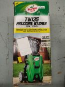 RRP £97.00 Turtle Wax TW135 | Multi-Purpose High-Pressure Washer | Compact Car and Home Cleaner w