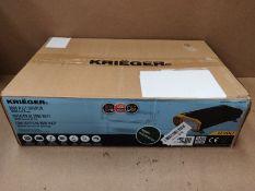 RRP £122.00 [INCOMPLETE] K KRIËGER 2000 Watts Power Inverter 12V to 230V, Modified Sine Wave Car