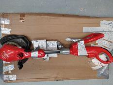 RRP £109.00 Flymo Contour Cordless 20V Li Grass Trimmer, 20V Li-Ion Battery, 25cm Cutting Width