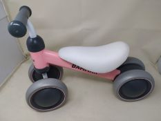RRP £69.00 Bammax Baby Balance Bike, Baby Bicycle for 1 Year Old, Riding Toys for 1 Year Old, No