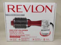 RRP £60.00 REVLON Salon One-Step Hair Dryer and Volumiser with Titanium Coating, RVDR5279UKE