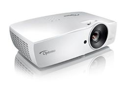 RRP £1167.00 Optoma EH461 3D 5000 Lumens Full HD DLP Projector - White