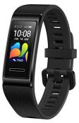 HUAWEI Band 4 Pro - Smart Band Fitness Tracker with 0.95 Inch AMOLED Touchscreen, 24/7
