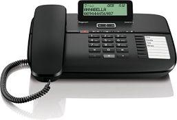 Gigaset DA810A Corded Telephone - Black