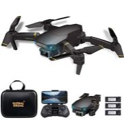 Drone with Camera Under 250g, 4K Camera Optical Flow Mode Dual Camera Auto Avoid Obsta