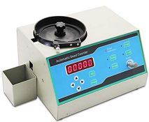 RRP £411.00 CGOLDENWALL Automatic Seeds Counter Counting Machine with Adjustable Seed Drop Hole Si