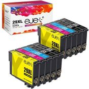 ejet Compatible Ink Cartridge Replacement for Epson 29XL for XP-342 XP-352 XP-235 XP-3
