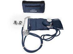 Primacare Medical Supplies DS-9181-BL Blue Professional Blood Pressure Kit with Spragu