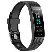 ASWEE Fitness Trackers - Activity Tracker Watch with Heart Rate Blood Pressure Monitor