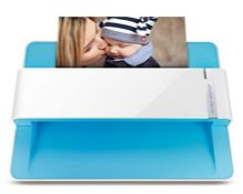 RRP £165.00 Plustek Photo Scanner - ephoto Z300, Scan 4x6 Photo in 2sec, Auto Crop and Deskew with