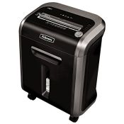 RRP £201.00 Fellowes Powershred 79Ci 16 Sheet Cross Cut Paper Shredder for the Small or Home Offic