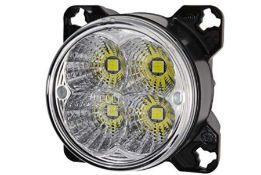 RRP £116.00 HELLA 1G0 996 263-511 LED-Arbeitsscheinwerfer - Modul 90i - 12/24V - Einbau - weitreic