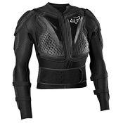 RRP £139.00 Fox Titan Sport Jacket Black