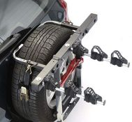 RRP £100.00 Mottez A500P 3-Bike Carrier with Straps