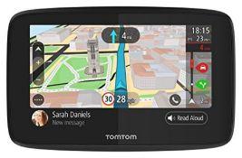 RRP £164.00 TomTom Car Sat Nav GO 520, 5 Inch with Handsfree Calling, Siri, Google Now, Updates vi