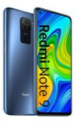 RRP £149.00 [CRACKED] Xiaomi Redmi Note 9 4GB/128GB Midnight Grey (UK Version + Official 2 Year Wa
