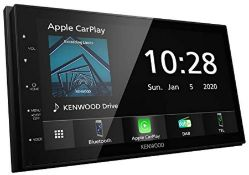 RRP £280.00 Kenwood Car Audio DMX5020DABS Digital Media AV Receiver with Wired Android Auto and Ap