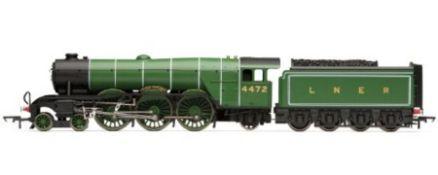 RRP £88.00 Hornby R3086 RailRoad LNER 4-6-2 'Flying Scotsman' Class A3 00 Gauge Steam Locomotive