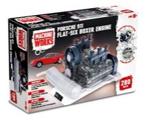 RRP £90.00 Haynes First Tech MWHPE1 Model Porsche Engine