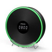 RRP £54.00 UNbeaten Air Purifiers for Bedroom Home with H13 True Hepa Filter, Remove Smoke, Dust