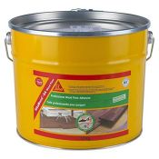 RRP £109.00 SIKA SKBD5413 SikaBond 54 Professional, Fast Curing, Solvent Free, Wood Floor Adhesive