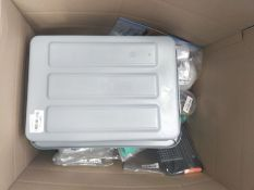 COMBINED RRP £234.00 LOT TO CONTAIN 38 ASSORTED Office Products: Elba,, Black, Obling, Xerox, C