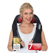 RRP £165.00 Donnerberg Shiatsu Back Neck and Shoulder Massager with Heat- 7 Years Warranty-German