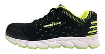 Goodyear Workwear GYSHU1571 Mens Ladies Metal Free Composite Toe Puncture Resistant Wo