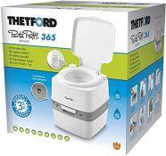 RRP £86.00 Thetford WC chimique Porta Potti 365-21L