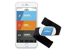 [CRACKED] Wahoo TICKR Heart Rate Monitor, Bluetooth/ANT+