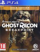 Tom Clancy's Ghost Recon: Breakpoint - Gold Edition (Multilanguage In Game) (PS4)