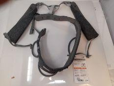 RRP £60.00 PETZL Sama Climbing Harness SIZE L