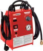 RRP £367.00 KS Tools 160.0700 Brake bleeder, 5 litre