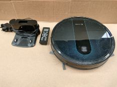 RRP £205.00 Coredy R650 Robot Vacuum Cleaner, Personalized Customized Robotic Vacuums Skin, 2500Pa
