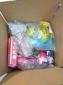 COMBINED RRP £278.00 LOT TO CONTAIN 30 ASSORTED Toy: Sylvanian, WWE, Pokemon, Melissa, Rubie's,