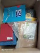 COMBINED RRP £205.00 LOT TO CONTAIN 23 ASSORTED Office Products: Q-Connect, Q-Connect, Ruled, Q