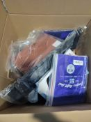 COMBINED RRP £164.00 LOT TO CONTAIN 20 ASSORTED Office Products: Exacompta, Exacompta, Deflecto