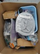 COMBINED RRP £395.00 LOT TO CONTAIN 43 ASSORTED Home Improvement: Dri-Box, NRS, NRS, Eqiva, Mer