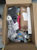 COMBINED RRP £620.00 LOT TO CONTAIN 77 ASSORTED Home Improvement: Superfresco, VeeBath, Bulb, K
