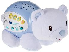 VTech Little Friendlies Starlight Sounds Bear, Soothing Baby Nighlight, Musical Toy wi